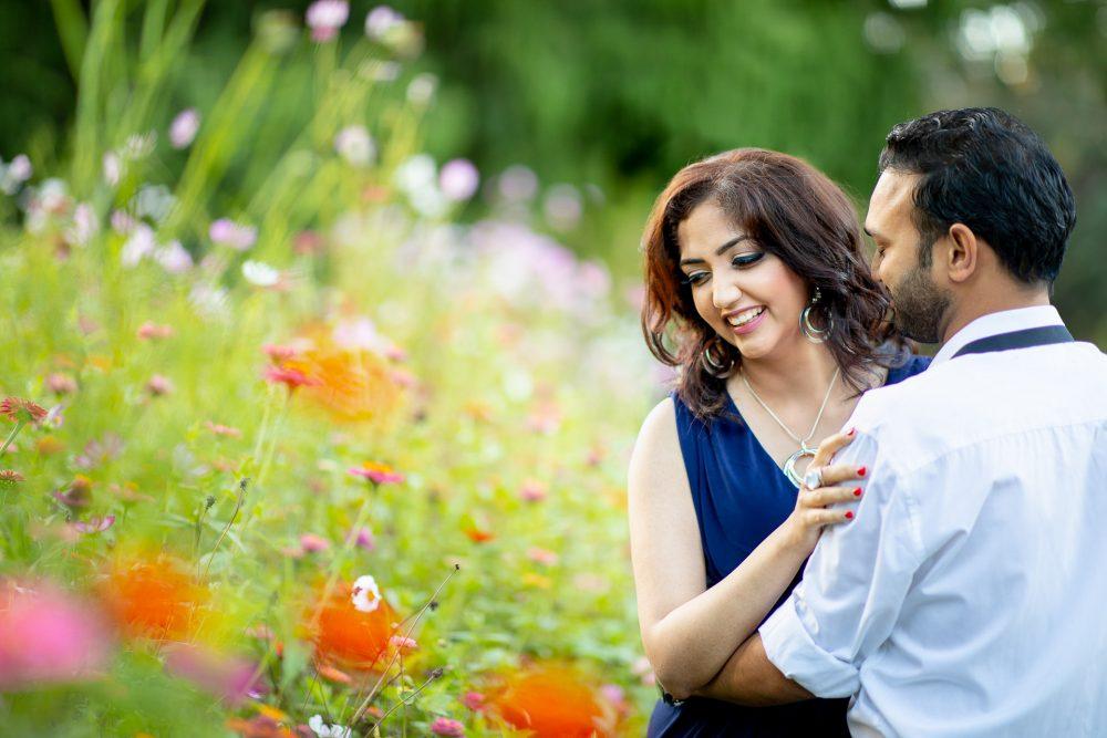 Botanic Garden Pre Wedding