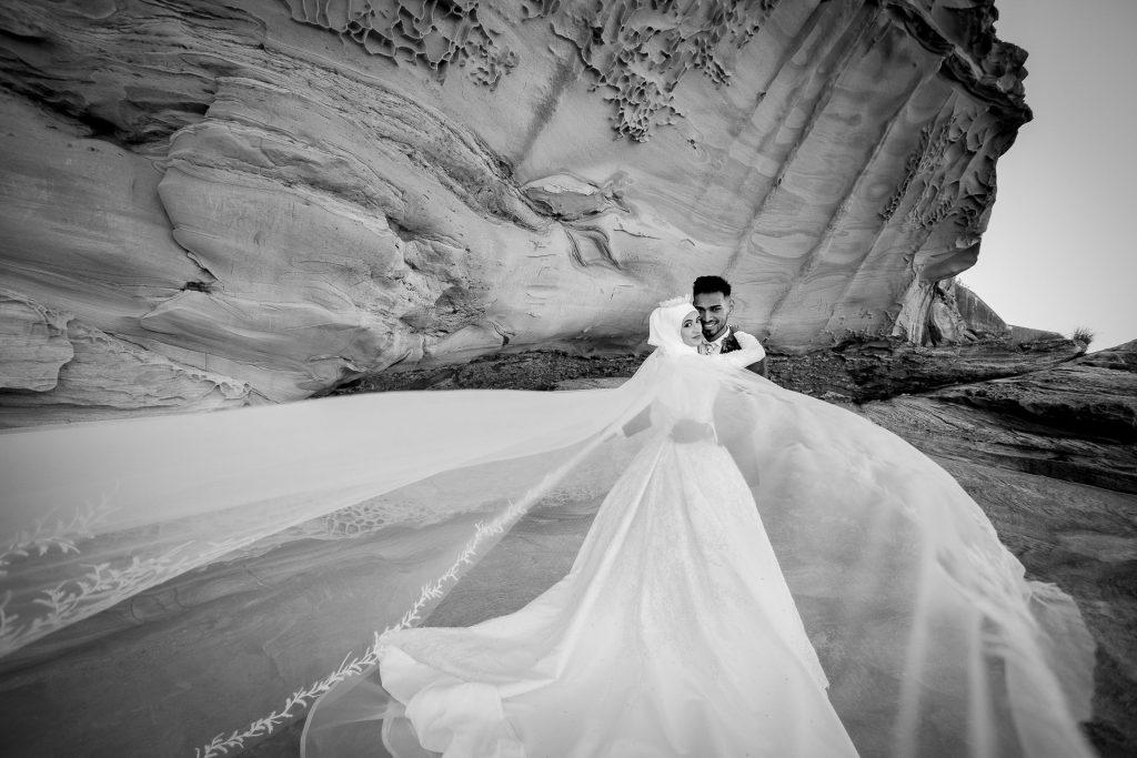 Cultural wedding La Perouse