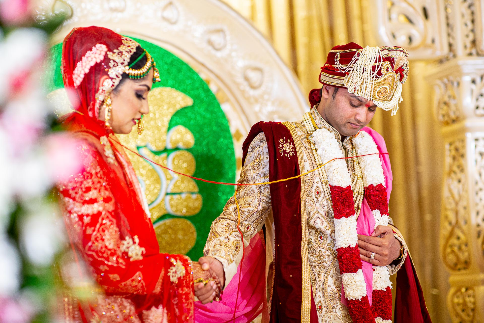 Indian Hindu wedding photography