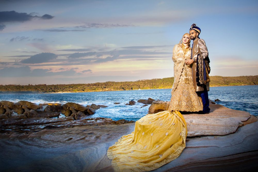 La Perouse Muslim Wedding Photography