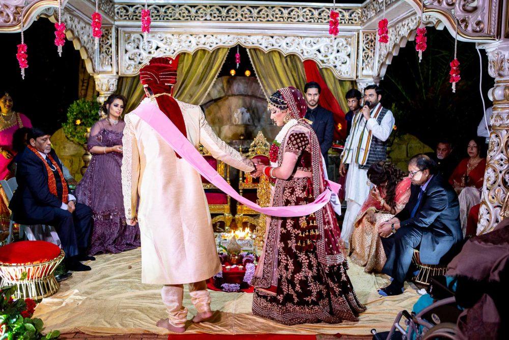 Mandap wedding