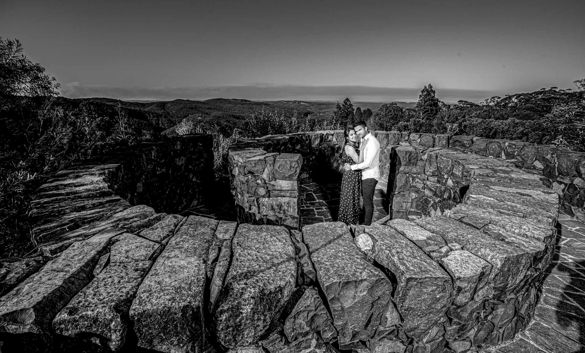 Mount Tomah Botanical Garden Wedding