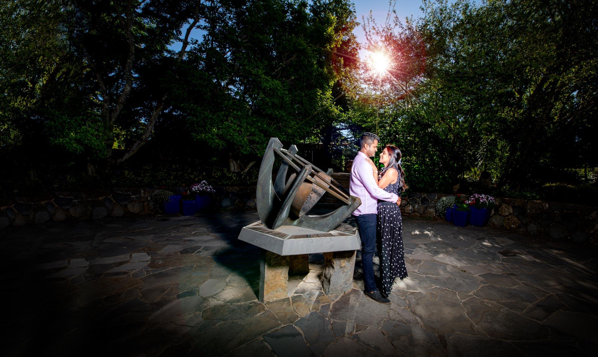 Mount Tomah Botanical Garden Indian Wedding