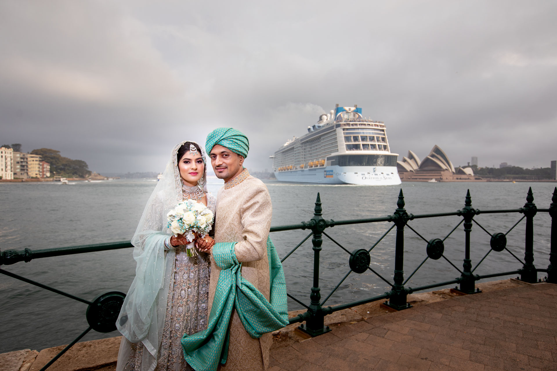 Pakistani Wedding Photography - Opera House
