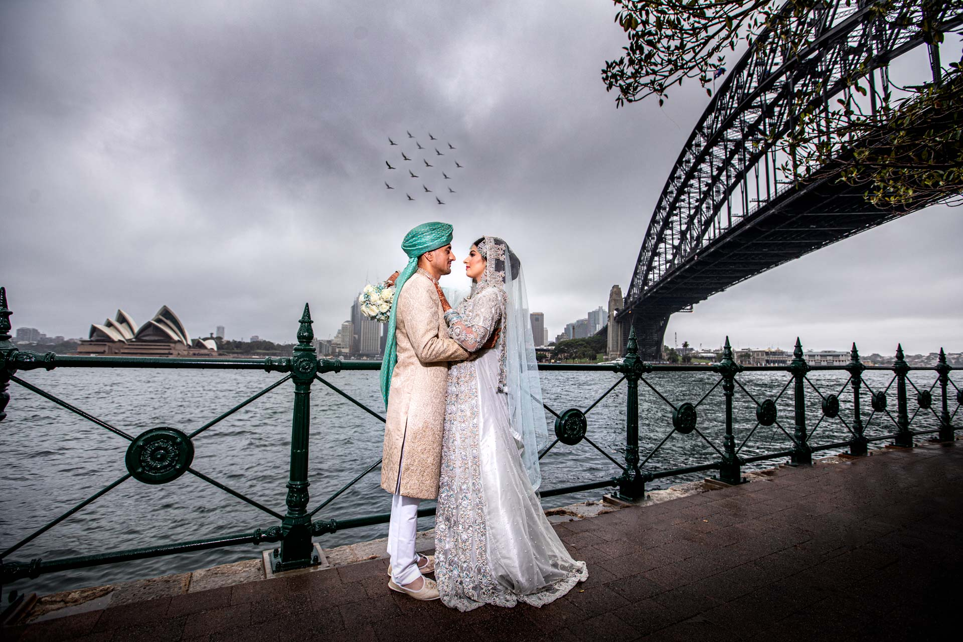 Pakistani Wedding Photography at Milson Point