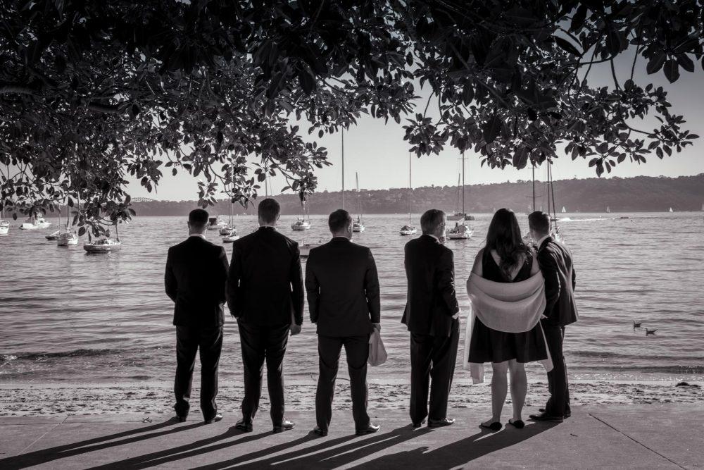 Watson Bay Wedding